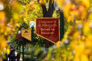 Bentson Foundation makes landmark scholarship support gift at University of Minnesota